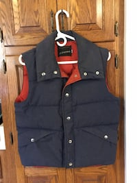 Goose Down  Winter Vest  For Young Lady or Teen