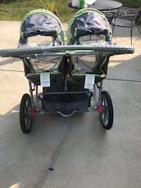 In step double stroller  Schererville, 46307