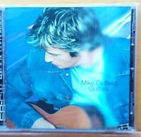 CD DE MIKE OLFIELD: Guitars Oviedo