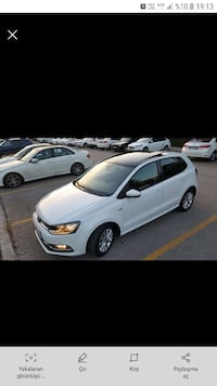 2015 Volkswagen Polo 1.2 TSI BMT 90 PS LOUNGE MAN Göksu