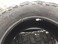 Dick cepek mud tires  null