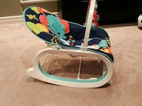 baby's multicolored bouncer Bradford West Gwillimbury, L3Z 0A9