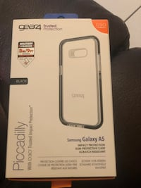Samsung A5 Case and screen protector