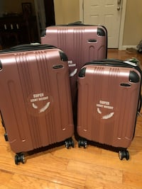 3-pc Luggage Set