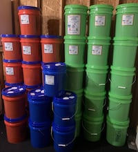 Laundry and Dish Detergent 5 Gallon Buckets Baltimore