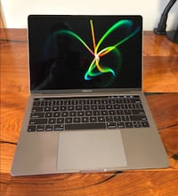 Macbook Pro 13 Touch Bar Touch Id! Great Condition! Box! Kings County