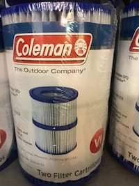 Coleman spa filters type IV 12 pack