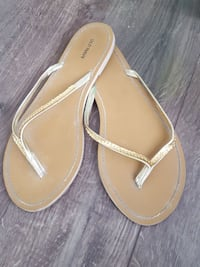 Old Navy sequined sandals size 8 582 km