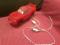 Disney Pixar CARS Lightning McQueen Night Light Table Lamp Richmond Hill, L4E