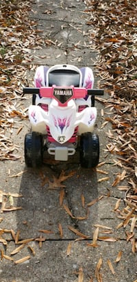 white and red ATV ride-on toy Newport News, 23605