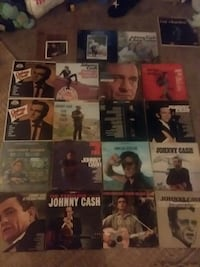 Johnny cash records Buchanan, 49107