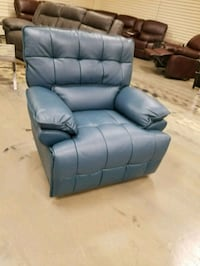 Real leather power recliner chair Jacksonville, 32216