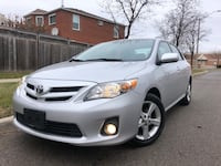 2011 Toyota Corolla Le Alloy Accident Free Mississauga