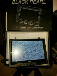 Black pearl hd fpv rc monitor 5.8ghz Santa Ana, 92703