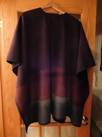 New Ladies One Size Fits All Poncho Toronto