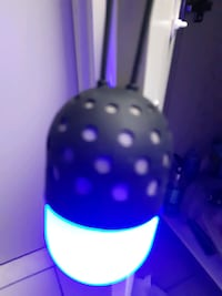 Bluetooth  ,with changeable  lights  great for outdoors  ,waterproof