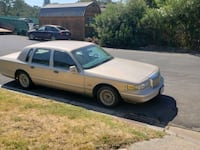 1997 - Lincoln - Continental Oroville