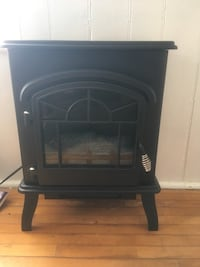 Brand new Electric metal fireplace Springwater