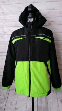 Beautiful Athletch Winter Jacket 3-in-1 Frederick