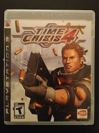 Time Crisis 4 for PS3  Vaughan, L4L