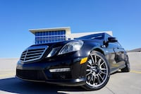 2010 Mercedes Benz E63 E 63 w/ AMG Performance Package 1293 mi