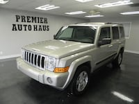 Jeep Commander 2008 Downers Grove, 60515