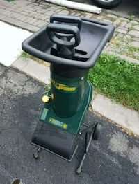 black and green Bissell upright vacuum cleaner Toronto, M9C 2G9