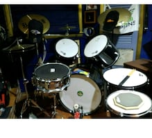 10 piece drum set