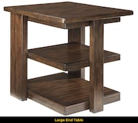 Large End Table Carlsbad