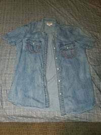true religion jean shirt Cambridge
