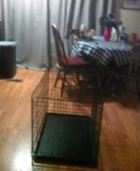 dog cage  great shape don't have no more  Evansville, 47720