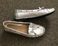 Ladies Brand New Silver Denver Hayes Shoes Cambridge, N3C 2V3