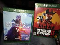 Red Dead Redemption 2 and Battlefield V Chicago, 60618
