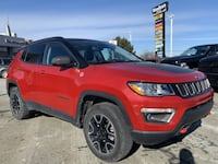 2019 Jeep Compass Trailhawk Dartmouth