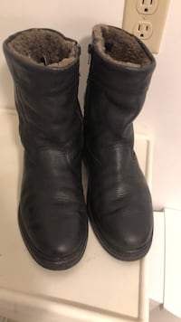 Lather winter Boots size 44 London, N6H 3E8