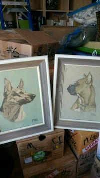 Dog Portraits - Original Artist