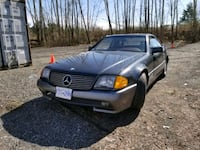 Mercedes - SL - 1991 Burnaby