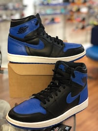 Royal blue 1s size 8.5 Silver Spring, 20902