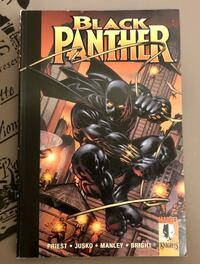 Black Panther Enemy Of The State 2001 Comic London, N6E 1G2