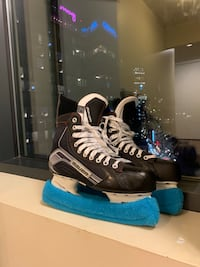 Ice skates, man, size US 9.5, UK 8.5, EUR 43