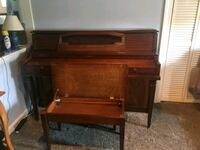 1984 Baldwin piano with bench Wilmington