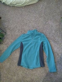 teal long-sleeved shirt Lexington, 40502