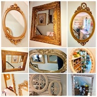 Ornate Mirrors for sale