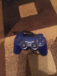 blue Sony PS3 game console with controller Fresno, 93710