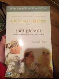 My sister's keeper by jodi picoult book Edmonton