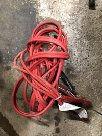 Extra long heavy duty jumper cables  Poughkeepsie, 12601
