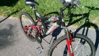 black and red full-suspension bike Martinsburg, 25404