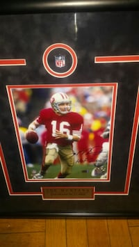 Joe Montana signed, inscribed & authenticated  Toronto, M1L 2T3