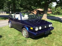 1993 VW Cabriolet Collectors Edition Trumbull, 06611