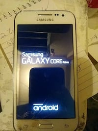 white Samsung Galaxy T-Mobile phone Midwest City, 73130